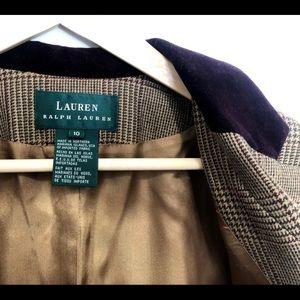 Vintage 1990's Ralph Lauren Women's Pant Suit